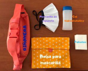 kit de cuidado personal